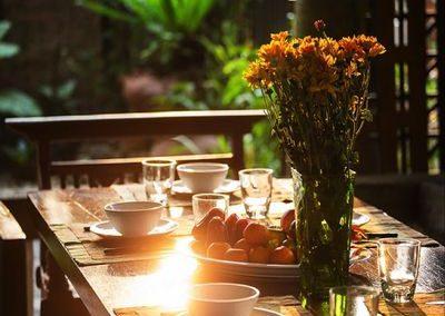 Enjoy generous Thai hospitality