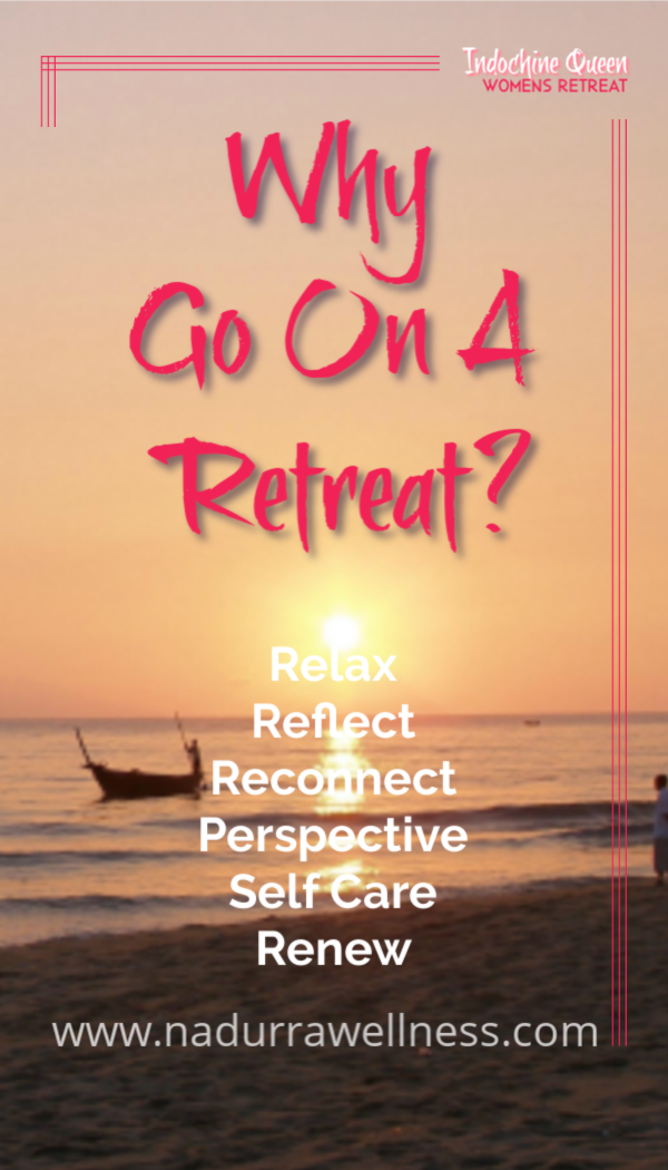 whats a retreat, why go on a retreat