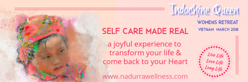 self care womens retreat